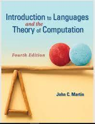 Introduction To Languages And The Theory Of Computation Free Download